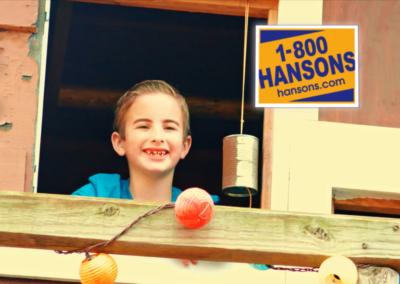 1-800-Hanson's