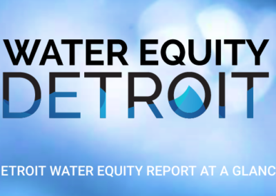 Water Equity Detroit
